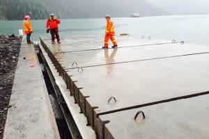 Bent 1 Concrete Cap640x428